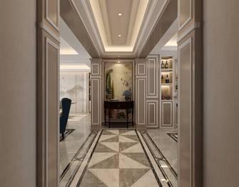 140平米四美式风格玄关装修案例