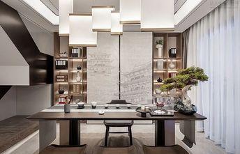 20万以上140平米四室两厅中式风格书房装修效果图