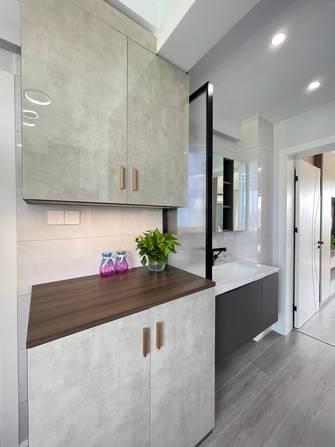经济型40平米小户型现代简约风格走廊装修案例