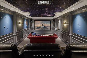 20万以上140平米别墅欧式风格影音室效果图