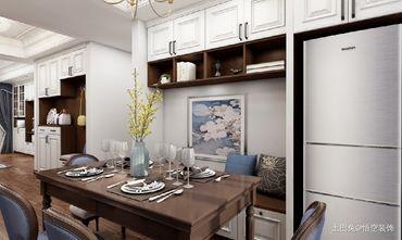 豪华型140平米三欧式风格餐厅装修效果图