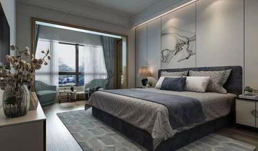 5-10万140平米三室一厅新古典风格卧室效果图