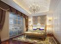 140平米别墅欧式风格卧室图片大全