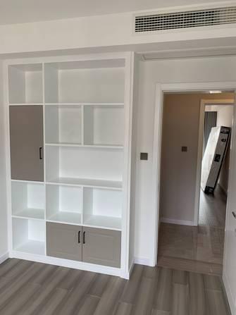 140平米复式现代简约风格书房装修案例