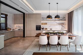 120平米三法式风格客厅设计图