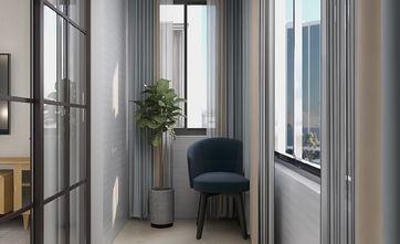 10-15万100平米日式风格阳台设计图