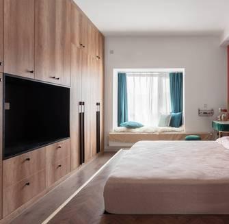 北欧风格卧室装修图片大全