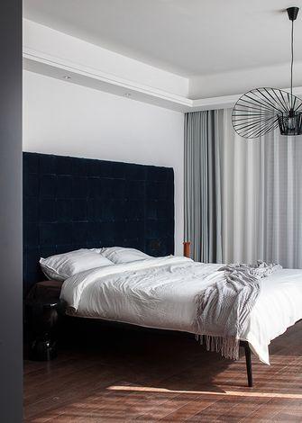 140平米三室一厅法式风格卧室图片大全