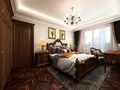 140平米美式风格卧室效果图