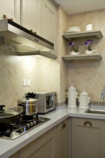 富裕型100平米地中海风格厨房图片