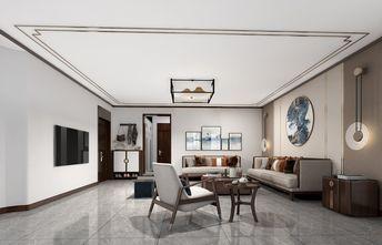 富裕型130平米三中式风格客厅效果图