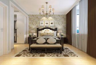 10-15万120平米三室两厅混搭风格卧室设计图