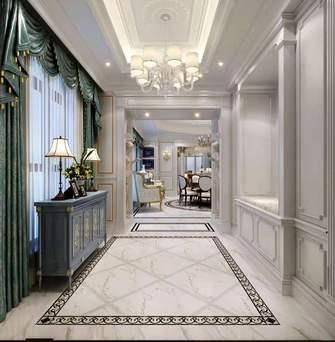 140平米别墅法式风格玄关欣赏图
