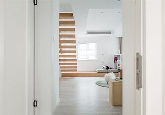豪华型60平米三室一厅北欧风格楼梯间装修效果图