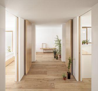豪华型130平米日式风格走廊图片