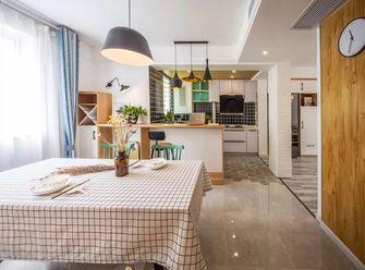 5-10万一居室北欧风格餐厅设计图
