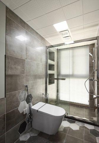 100平米三室三厅现代简约风格卫生间效果图