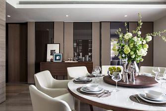 5-10万140平米四室一厅现代简约风格餐厅图