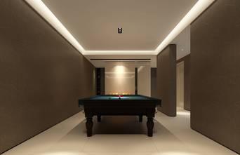 豪华型140平米别墅现代简约风格影音室装修案例