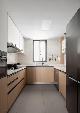 10-15万100平米三日式风格厨房图片大全