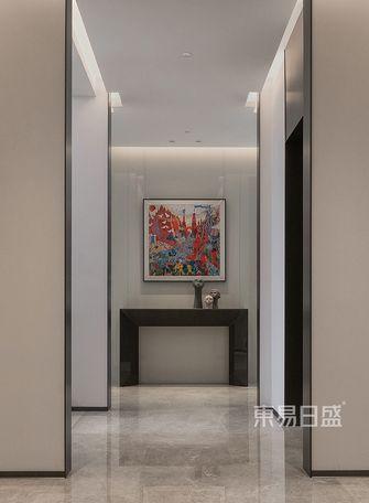 豪华型140平米别墅现代简约风格玄关效果图