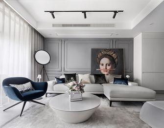 20万以上70平米法式风格客厅装修案例