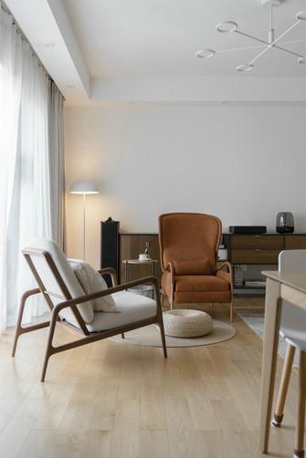 120平米三室两厅日式风格其他区域装修效果图