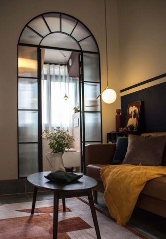 3-5万40平米小户型混搭风格客厅欣赏图