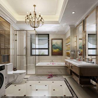 20万以上140平米别墅新古典风格卫生间图片