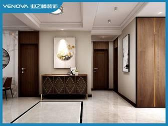 10-15万90平米三室一厅中式风格玄关设计图