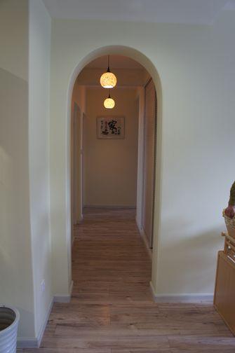 110平米三地中海风格客厅效果图
