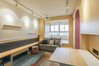 经济型30平米小户型日式风格客厅装修图片大全