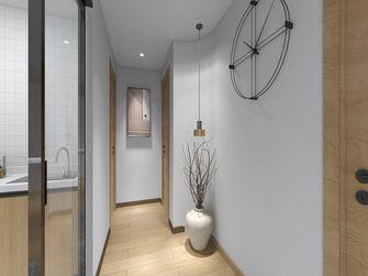 10-15万90平米三日式风格走廊设计图
