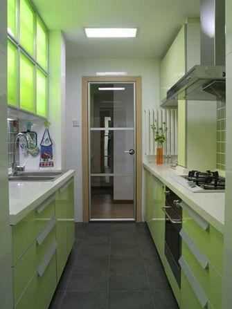 富裕型120平米三室两厅东南亚风格厨房欣赏图