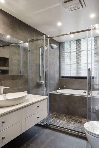 豪华型140平米四室两厅东南亚风格卫生间设计图