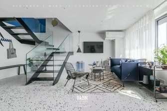 15-20万40平米小户型港式风格客厅图片