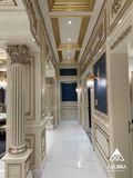法式风格走廊图