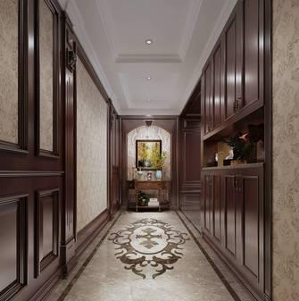 豪华型140平米复式美式风格走廊效果图