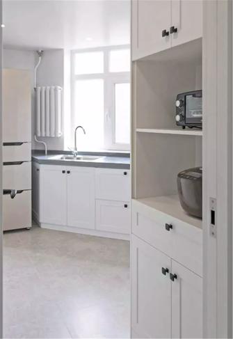 5-10万欧式风格厨房效果图