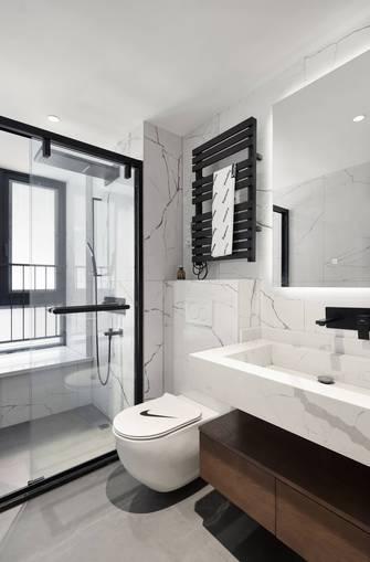 富裕型140平米现代简约风格卫生间装修效果图