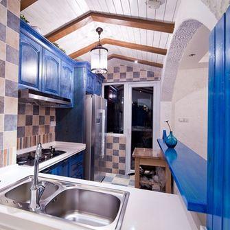 130平米地中海风格厨房设计图