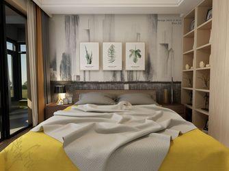 140平米三混搭风格卧室设计图