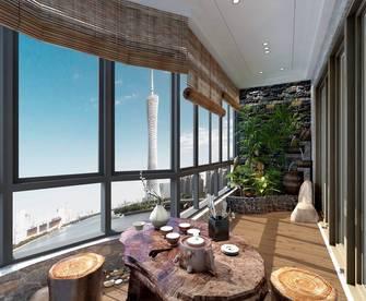 豪华型140平米四中式风格阳台图
