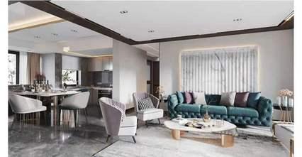 130平米三室一厅新古典风格其他区域装修效果图