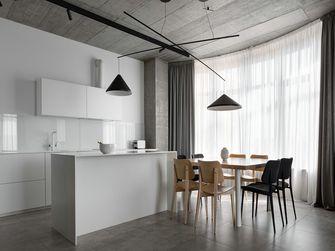 15-20万110平米三室一厅工业风风格餐厅图片
