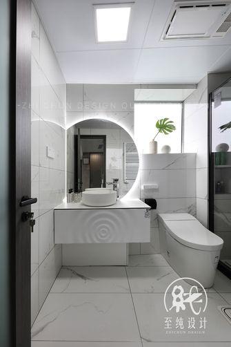 20万以上140平米四室三厅现代简约风格卫生间图片