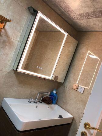 100平米三室两厅欧式风格卫生间效果图