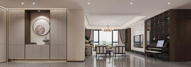豪华型140平米四中式风格玄关图片大全