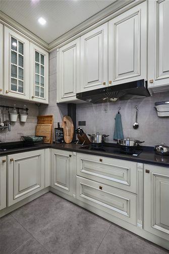 豪华型130平米法式风格厨房图