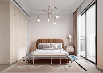 豪华型140平米别墅现代简约风格卧室图片
